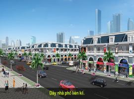 Dãy nhà phố liền kề dự án Golden centre city