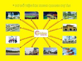 Tiện ích dự án Golden centre city