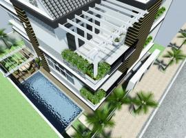 Hình ảnh 3 mẫu biệt thự 4 tầng