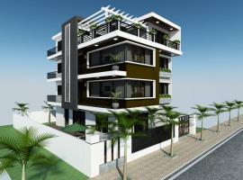 Hình ảnh 4 mẫu biệt thự 4 tầng