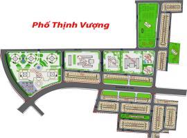 Mặt bằng tổng thể dự án KĐT Phước Long