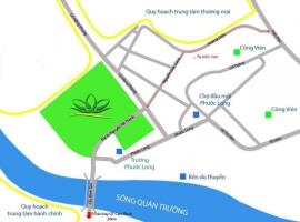 Vị trí dự án KĐT Phước Long