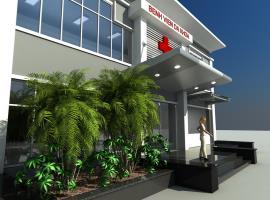 Bệnh viện đa khoa tại dự án KĐT Phước Long