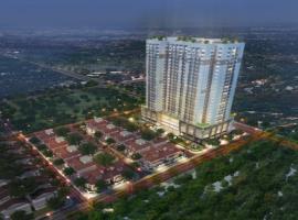 Phối cảnh tổng thể dự ánThanh Xuân complex
