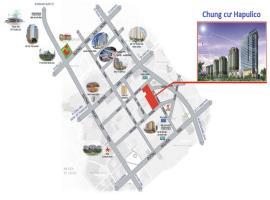 Vị trí dự ánThanh Xuân complex