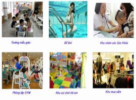 Tiện ích dự ánThanh Xuân complex