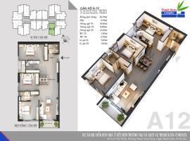 Căn A12 Chung cư Thanh Xuân Complex tầng 8
