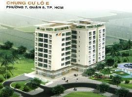 Chung cư Thanh Nhựt, Quận 8, TP Hồ Chí Minh