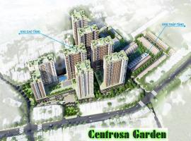Phối cảnh tổng thể Hà Đô Centrosa