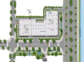 Tầng 2 dự án Hado Centrosa