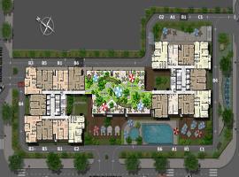 Tầng 21 dự án Hado Centrosa