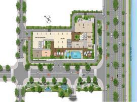 Tầng 3 dự án Hado Centrosa