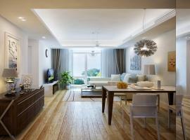 Thiết kế căn hộ tại dự án Hado Centrosa