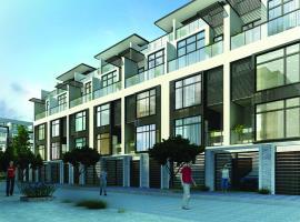 Thiết kế nhà phố tại dự án Hado Centrosa