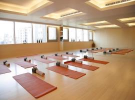 Phòng gym Chung cư the PegaSuite