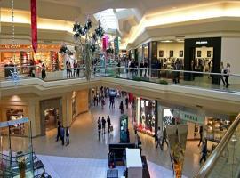 Trung tâm thương mại tại Chung cư the PegaSuite