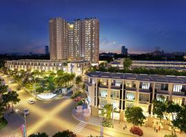 Tổng thể dự án Him Lam Phú Đông
