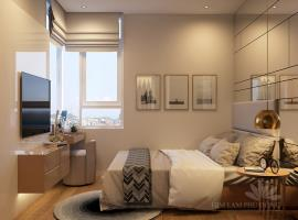 Phòng ngủ dự án Him Lam Phú Đông