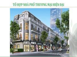 Tổ hợp nhà phố thương mại hiện đại dự án Vincom sh