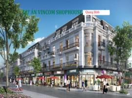 Tổng quan dự án Vincom shophouse Quảng Bình