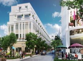 Tổng thể dự án Vincom shophouse Quảng Bình