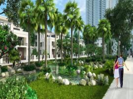 Không gian xanh dự án Vincom shophouse Quảng Bình