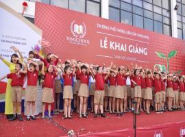 Trường học tại dự án Vincom shophouse Quảng Bình