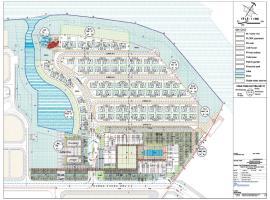 Mặt bằngTổng thể dự án Fuji Residence