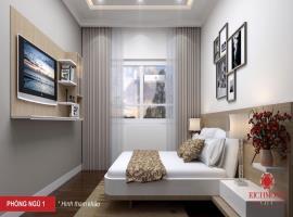 Phòng ngủ 1 căn hộ tại dự án Richmond city