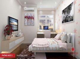 Phòng ngủ 2 căn hộ tại dự án Richmond city