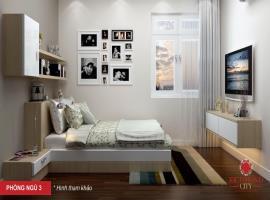 Phòng ngủ 3 căn hộ tại dự án Richmond city