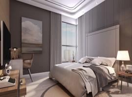 Phòng ngủ tại dự án Masteri Millennium