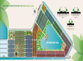Mặt bằng phân lô tổng thể dự án An Hạ Riverside