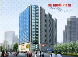 Phối cảnh tổng thể dự án Hồ Gươm Plaza