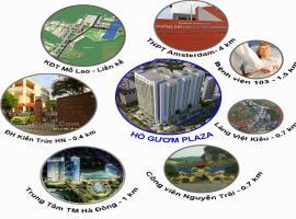 Liên kết vùng dự án Hồ Gươm Plaza