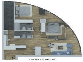 Căn hộ C0 tháp C dự án Hồ Gươm Plaza