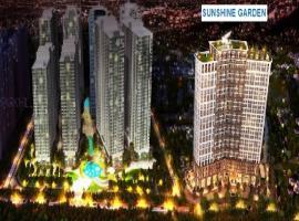 Căn hộ cao cấp SunShine Garden - Vĩnh Tuy - Vùng đất Vượng Khí