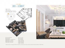 CH07 - Tòa H1 Căn hộ cao cấp SunShine Minh Khai