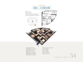 CH03B - Tòa H3 Căn hộ cao cấp SunShine Minh Khai