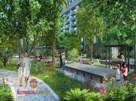 Không gian sống tại chung cư Riveside Garden