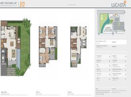 Biệt thự song lập J12 dự án Lucasta