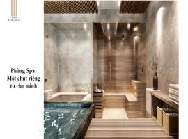 Phòng spa tại dự án Lancaster Lincoln