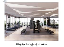 Phòng tập gym tại dự án Lancaster Lincoln