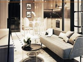 Phòng ngủ căn hộ tại dự án Lancaster Lincoln