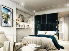 Phòng ngủ tại dự án Lancaster Lincoln