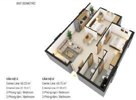 Hình ảnh Căn hộ G1 dự án Sun Tower