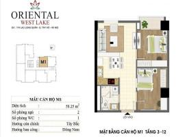 M1 Chung cư Oriental Westlake