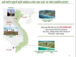 Hình ảnh vị trí dự án Citadines Hạ Long