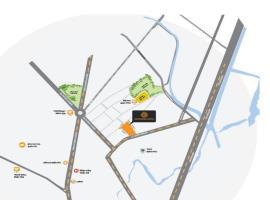 Vị trí dự án Western Capital