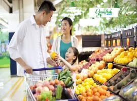 Trung tâm thương mại tại CT15 Việt Hưng